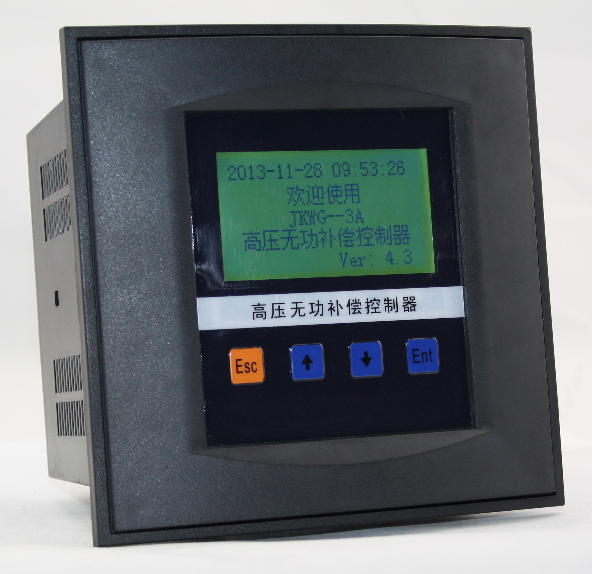 JKW系列低压无功补偿控制器怎么排除故障?