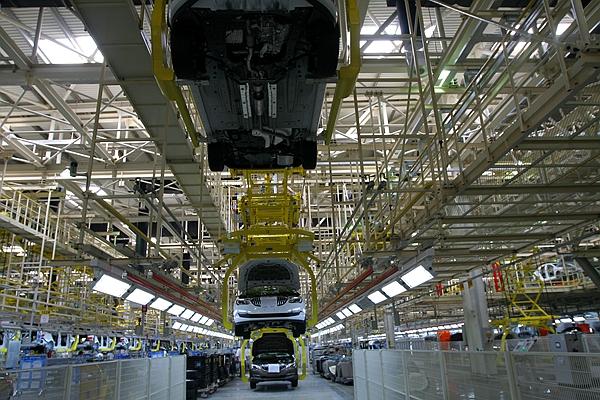 汽车制造行业配电系统中谐波的治理方案
